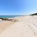 plaża w chlopach